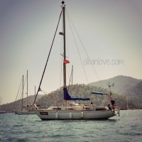 Yelkenli hayat, eski yazılar-2