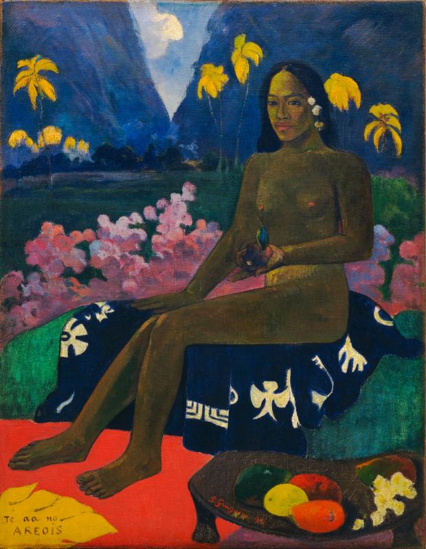 Te-Aa-No-Areois, paul-gauguin, hiva-oa, art, ressam, markiz-adalari